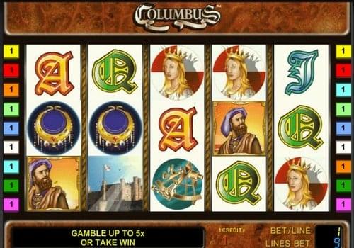 Игровые автоматы на реальные деньги с выводом на карту - Columbus